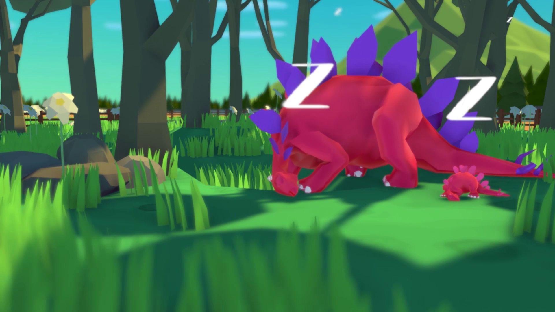 Screenshot of Parkasaurus