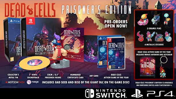 Dead Cells Prisoner's Edition