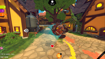 Screenshot of RAWMEN