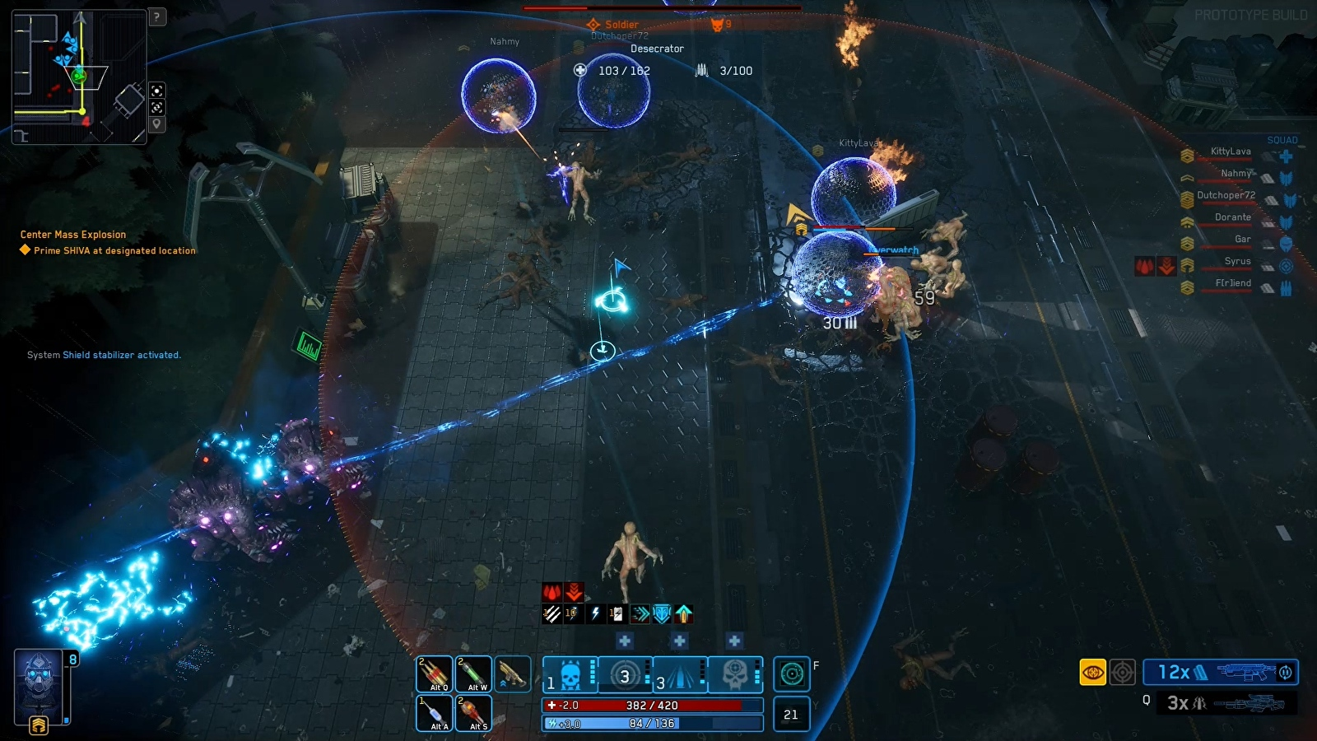 Red Solstice 2: Survivors   PAX Online x EGX Digital
