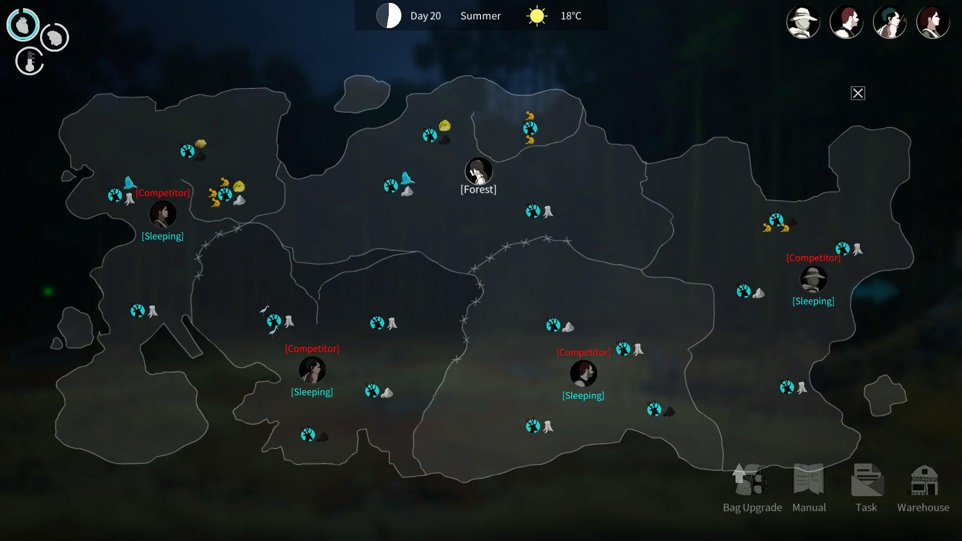 Screenshot of The Rule of Land: Pioneers