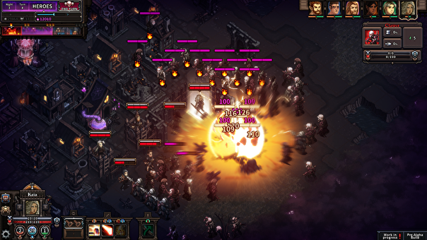 Screenshot of The Last Spell.