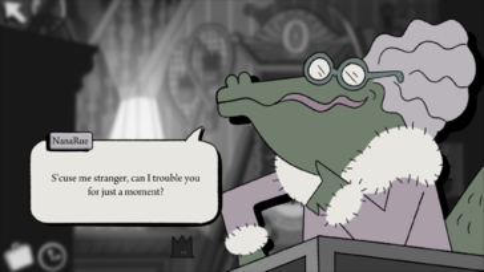 Screenshot of Later Alligator