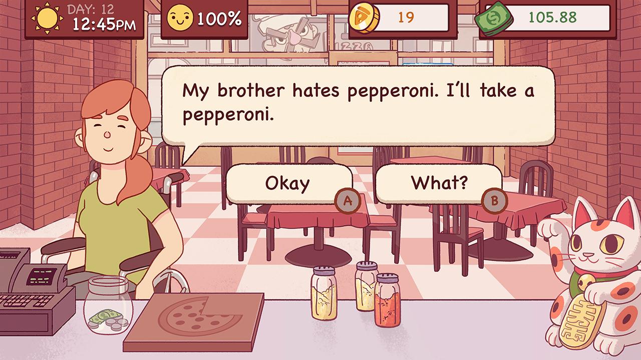 Screenshot of Good Pizza, Great Pizza