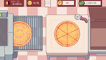 Screenshot of Good Pizza, Great Pizza