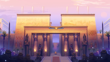 Screenshot of Pharaoh: A New Era