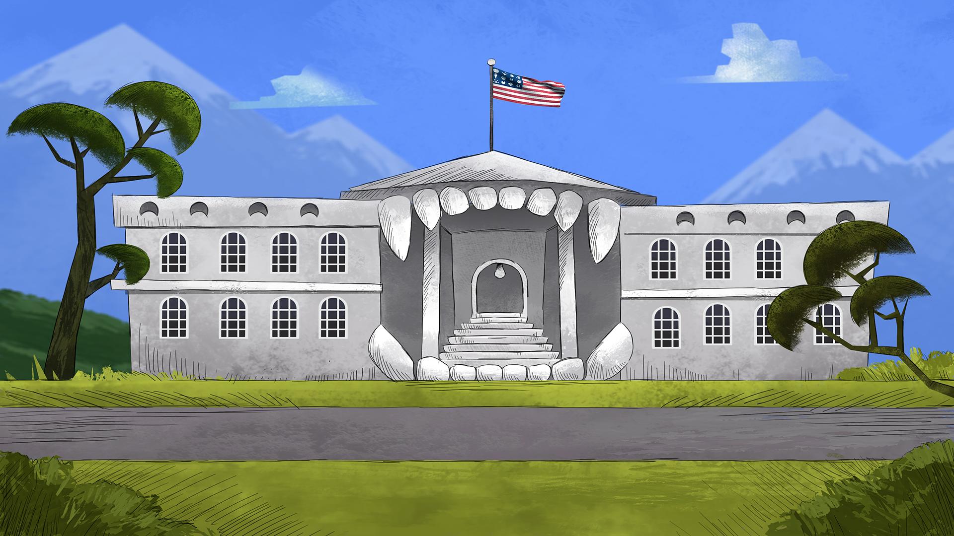 Screenshot of Republic of Jungle