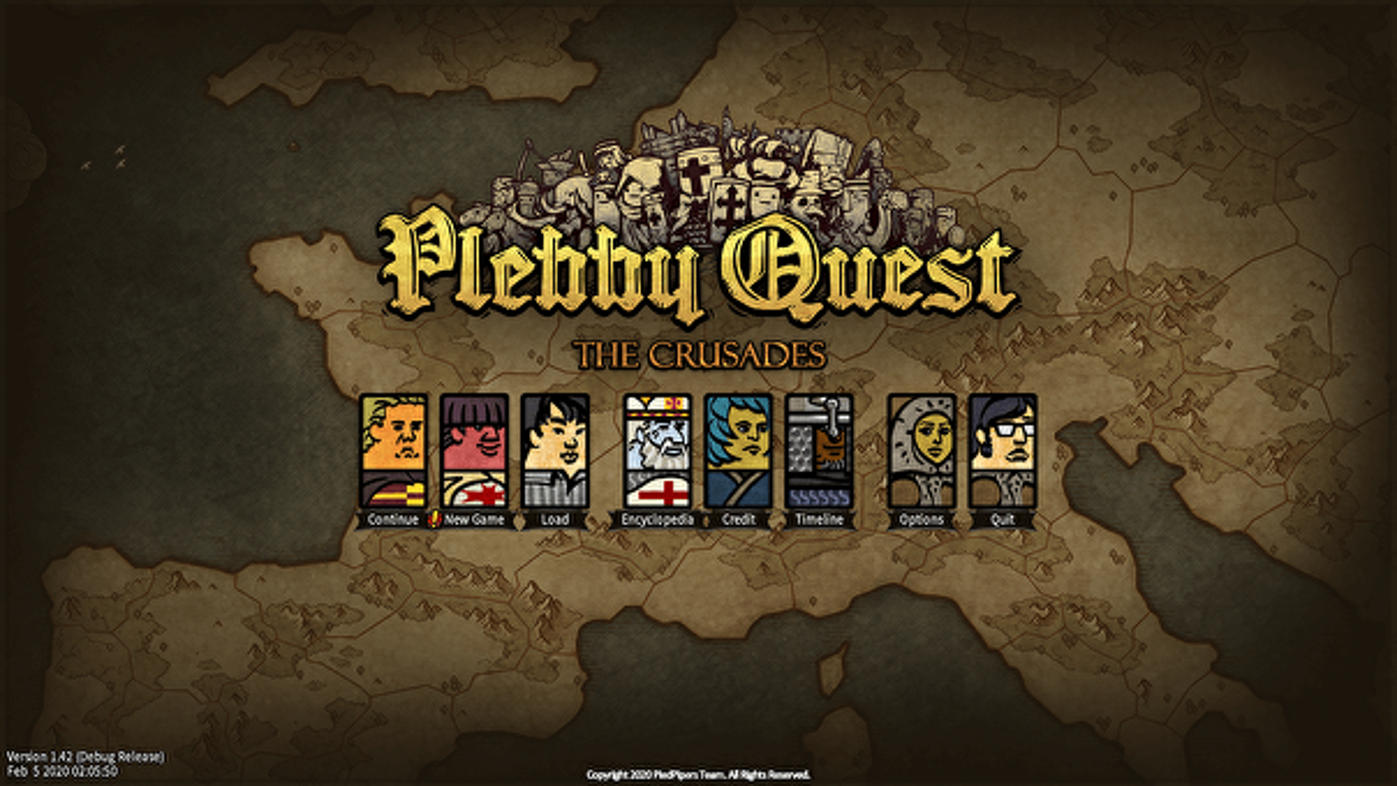 Plebby Quest