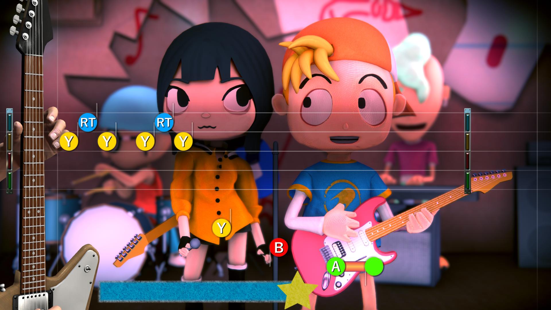 Screenshot of Starstruck: Hands of Time