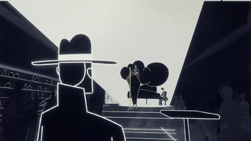 Screenshot of Genesis Noir