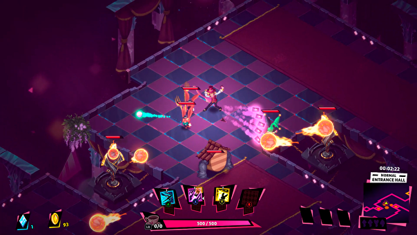 Screenshot of Dandy Ace.