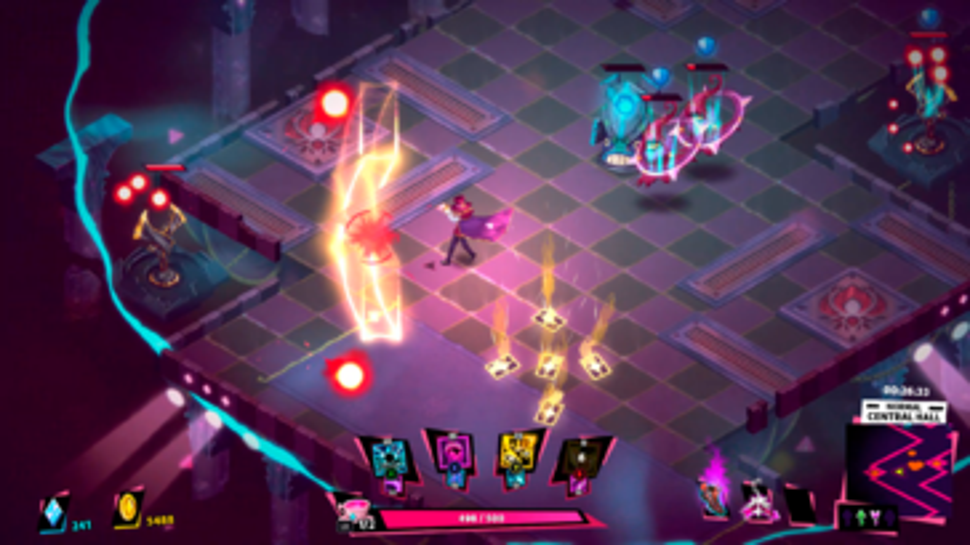 Screenshot of Dandy Ace