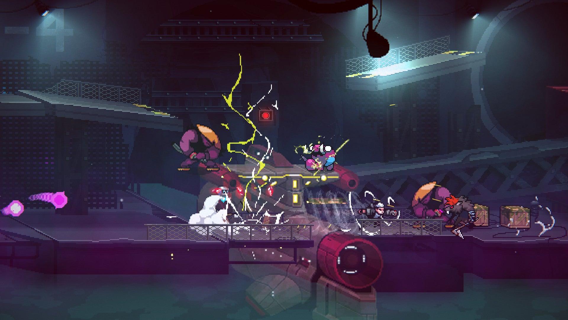 Screenshot of Blade Assault