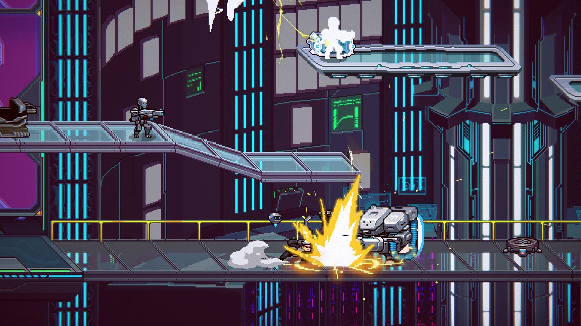 Screenshot of Blade Assault.