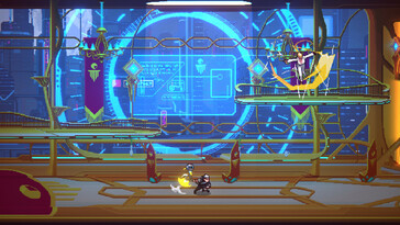 Screenshot of Blade Assault
