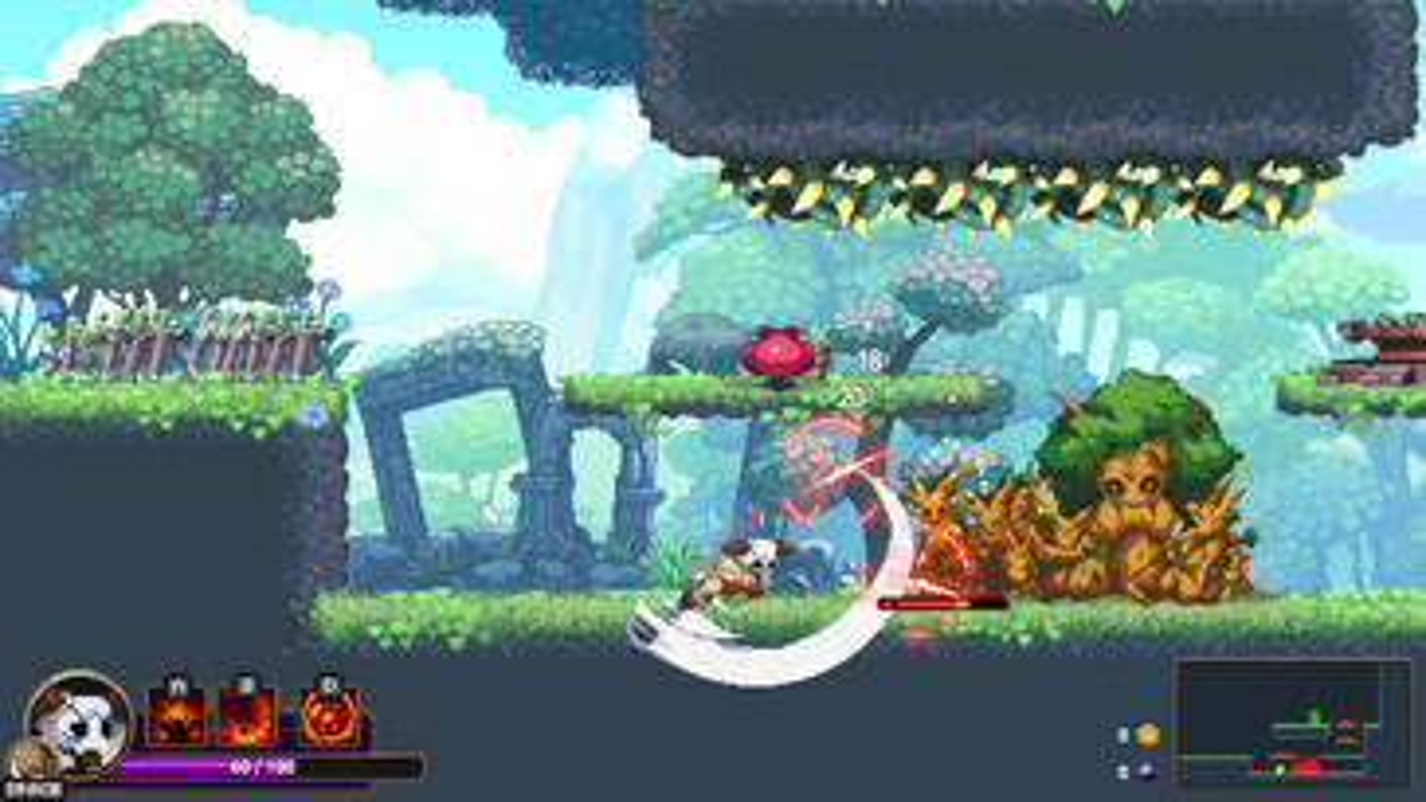 Screenshot of Skul: The Hero Slayer