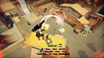 Screenshot of TrickShot